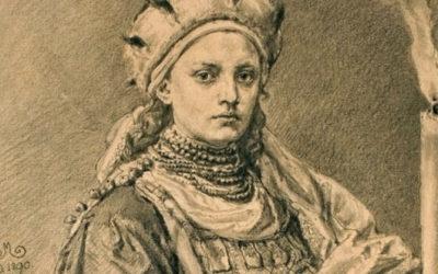 Księżna Dobrawa Matka Chrzestna Polski