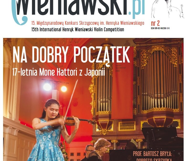 Wieniawski znów w Poznaniu