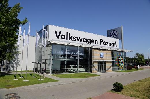 Ekologia w Fabryce Volkswagen Poznań – film korporacyjny (2010)