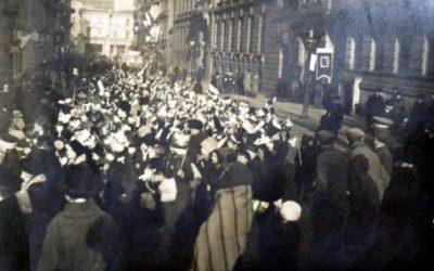 101 rocznica wybuchu Powstania Wielkopolskiego